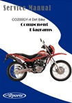 CO 200 GY-4 Parts Manual
