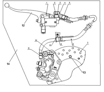 Roketa Scooters 50cc 2 Cycle Wiring Diagram as well Kazuma 150cc Engine Parts Diagram additionally Tao Tao Atv Wiring Diagram together with Kazuma 110cc Chinese Atv Wiring Diagram moreover Tao Tao 110 Wiring Diagram. on kazuma 110 atv wiring