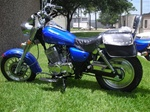 CO 250 A Chopper Motorcycle