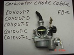 CO110UT-C:CARBURETOR